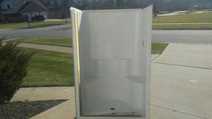 One piece shower surround 48 wide 36 deep for Sale in Cleveland, OH