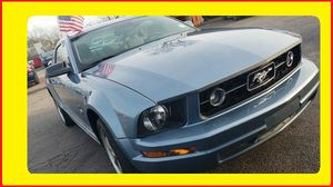 Ford Mustang 2006 RWD Blue 2 Door Coupe 4.0 6cyl Sport Car Muscle Car for Sale in St. Louis, MO