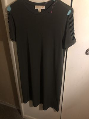 Michael Kors forest green dress in extra small for Sale in Alexandria, VA