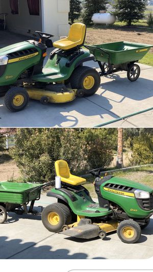 Jhon Deere tractors/100 Series for Sale in Madera, CA