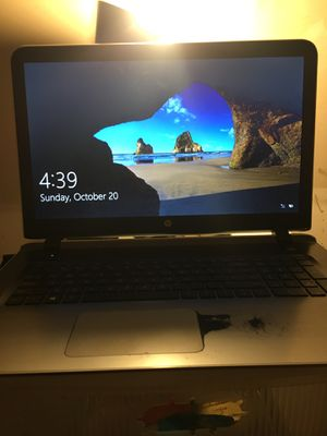 Hp laptop for Sale in UPR MARLBORO, MD