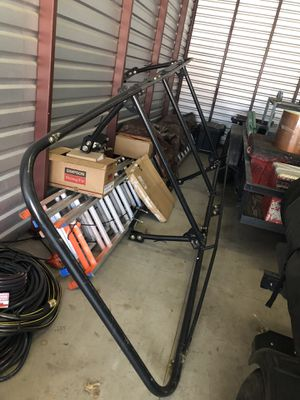 Adjustable ladder/plumber truck rack for Sale in Watauga, TX