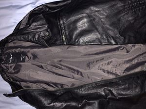 Calvin Klein leather jacket for Sale in West Palm Beach, FL