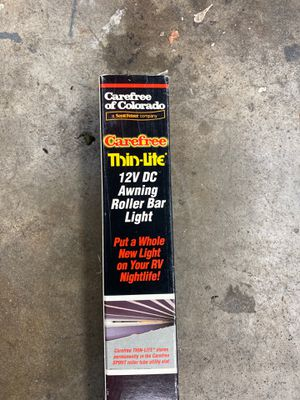 RV 12vlt Awning Roller Bar Light for Sale in Portland, OR