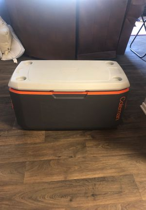 70qt Coleman cooler for Sale in Parker, CO