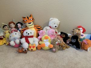 Stuffed animals for Sale in Lehigh Acres, FL