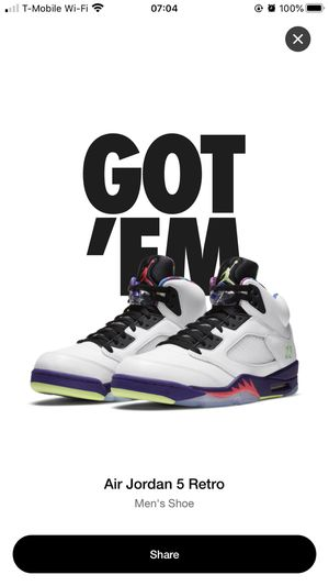 Jordan 5 Bel Air for Sale in Portland, OR