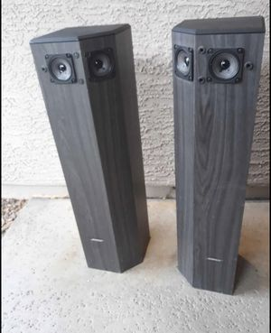 Bose Tower Speakers 501 series V for Sale in Phoenix, AZ