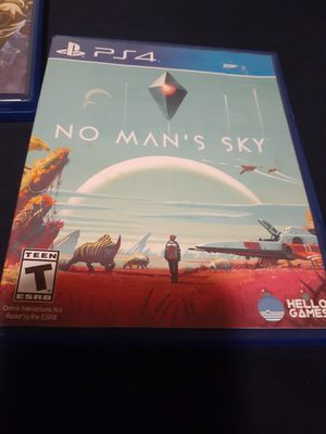 NO MANS SKY FOR PS4 $25 PICK UP IN HENDERSON for Sale in Henderson, NV