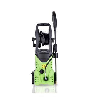Homdox 3000 PSI Professional Electric Pressure Washer 1.76GPM, 1800W Rolling Wheels High Pressure Washer Cleaner Machine with Power Hose Nozzle Gun a for Sale in Pittsburgh, PA