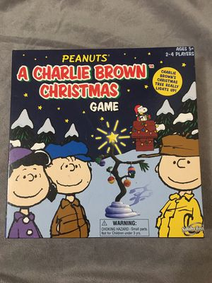 A Charlie Brown Christmas Board Game for Sale in Seattle, WA