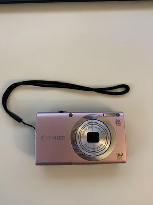 Canon PowerShot A2400 IS HD Digital Camera for Sale in Stafford, VA