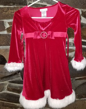 Girls Christmas Dress Size 6 for Sale in Port Orchard, WA