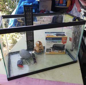10 gallon Fish Tank for Sale in San Lorenzo, CA