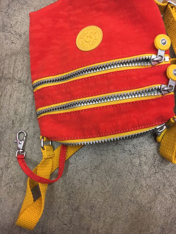 "Kipling Extra Small Mini Bag Crossbody 6.5""x6.5"""
