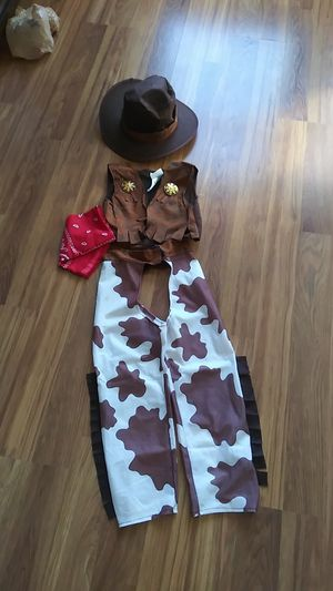 Cowboy costume 3t to 4t. for Sale in Duluth, GA