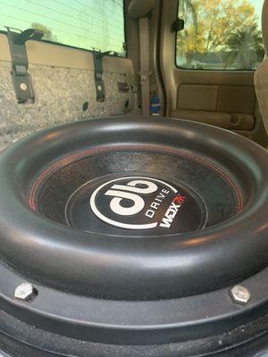 """db Drive Wdx15 7k 15"""" subwoofer for Sale in Tampa, FL"""