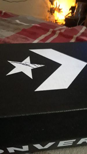 Black converse for Sale in Vallejo, CA