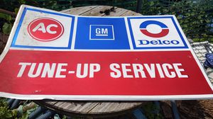 AC Delco signs for Sale in Merrill, WI