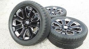 Silverado rims Silverado Wheels Tahoe rims Tahoe Wheels Yukon rims Yukon wheels Sierra rims Sierra wheels Escalade rims Escalade Wheels Chevy rims for Sale in Paramount, CA