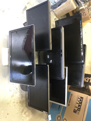 All in one's and monitors for Sale in Concord, NC