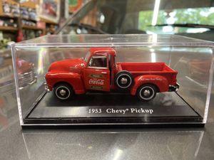 Coke-Cola 1953 Chevrolet Truck Collectable for Sale in Rancho Cordova, CA