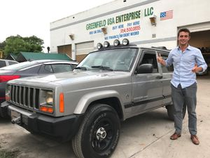 2000 Jeep Cherokee for Sale in Hollywood, FL