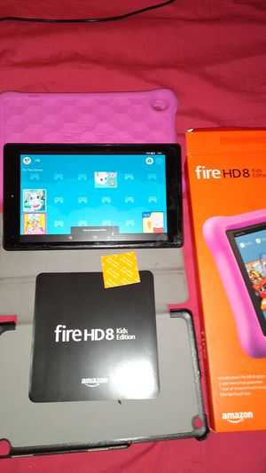 Kindle Fire HD 8 kids edition 32gb for Sale in Universal City, TX