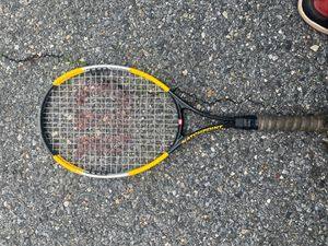 WILSON WATCHPOINT TENNIS RACKET for Sale in Upper Marlboro, MD