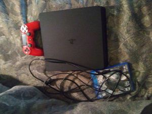 ps4 slim trade for switch for Sale in Pasadena, CA