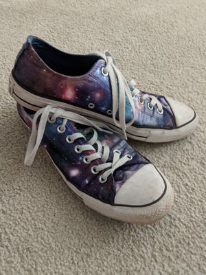 Galaxy Shoes (Converse) for Sale in Portland, OR