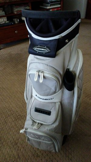 Adams Golf Bag Idea a12 os Cart Bag Rain Hood for Sale in Palm Springs, CA