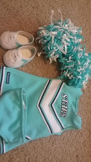 America American Girl Doll Cheerleader set for Sale in Durham, NC