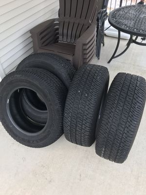 4 x Michelin LTX A/T2 - 275/65-R18 for Sale in Montoursville, PA