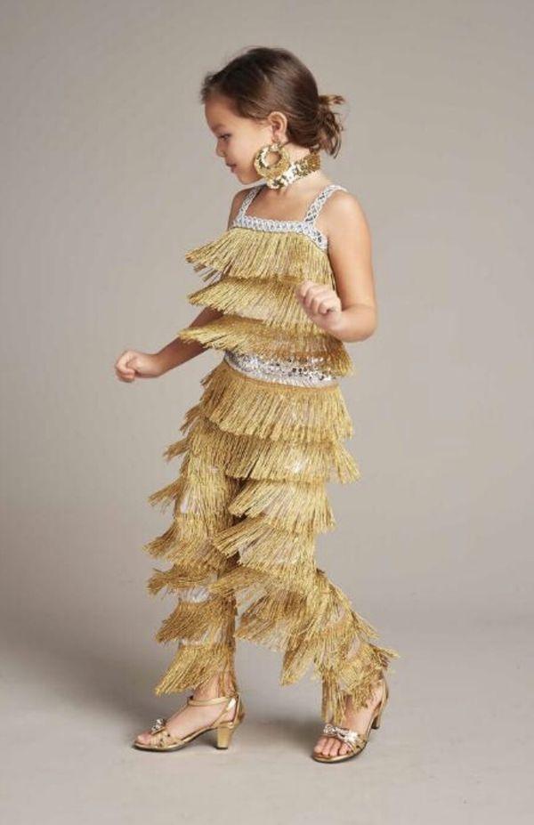Chasing Fireflies Ballroom Dancer Halloween Costume
