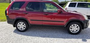 2006 Honda CR-V for Sale in Shelby, NC