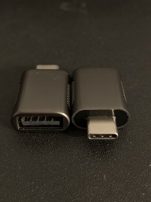 USB Type C to USB Type A Adapter (MacBook Pro/Air, android, etc) for Sale in Sugar Land, TX