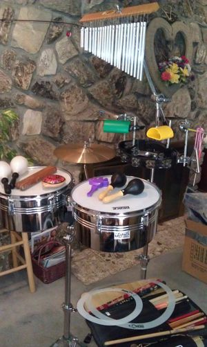 Player Timbale Drum Set for Sale in Denver, CO