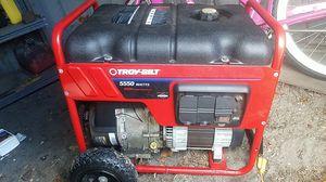 Troy built 55550 watt generator for Sale in Neptune City, NJ