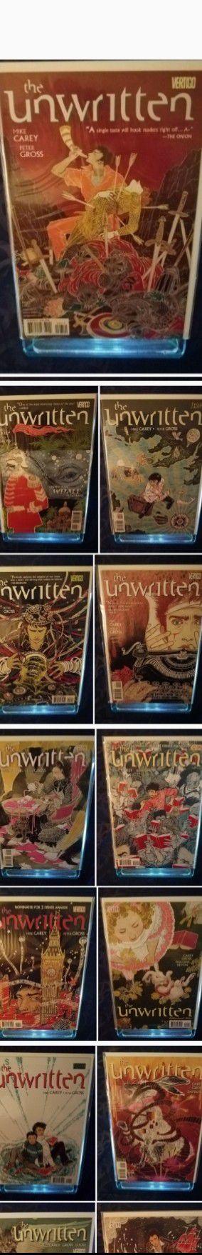 THE UNWRITTEN: 47 COMIC BOOK COLLECTION for Sale in Pomona, CA