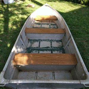 12' Meyers row / fishing boat. All Aluminum for Sale in Pittsburgh, PA