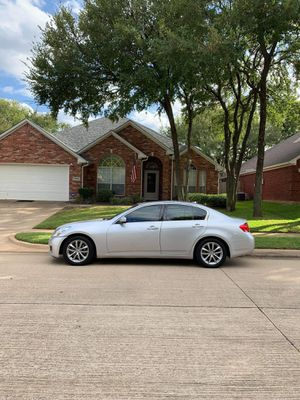 2OO9 Infiniti G37 Push to start Tags 05-2020 Runs Smooth for Sale in Arlington, TX