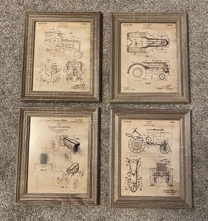 Tractor/car wall art for Sale in Sumner, WA