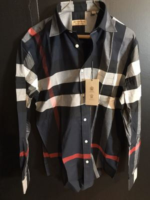 Large men Burberry 175$ for Sale in Austin, TX