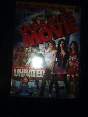 Disaster Movie (DVD Disc) for Sale in Saint Joseph, MO