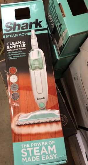 SHARK STEAM MOP (CLEAN & SANITIZE) for Sale in Torrance, CA