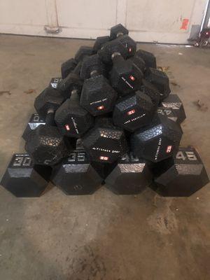Dumbbell Set for Sale in Roswell, GA