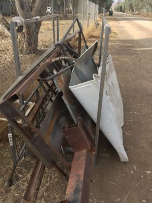 Free Scrap Metal for Sale in Winchester, CA