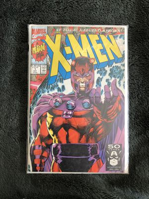 Marvel vintage X-men collectible comic issue 1 for Sale in Gardena, CA