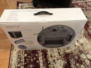 Bobi Pet (like iRobot) vacuum for Sale in Georgetown, KY